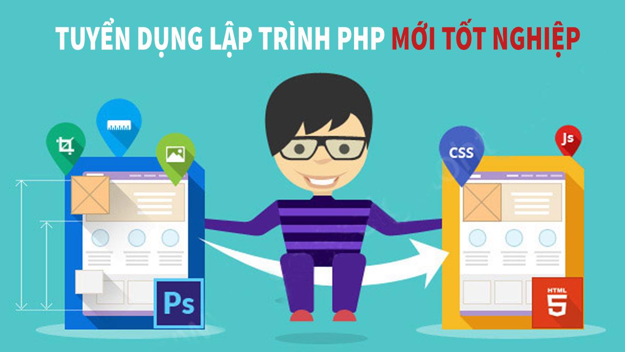 Tuyển Lập Trình Website PHP