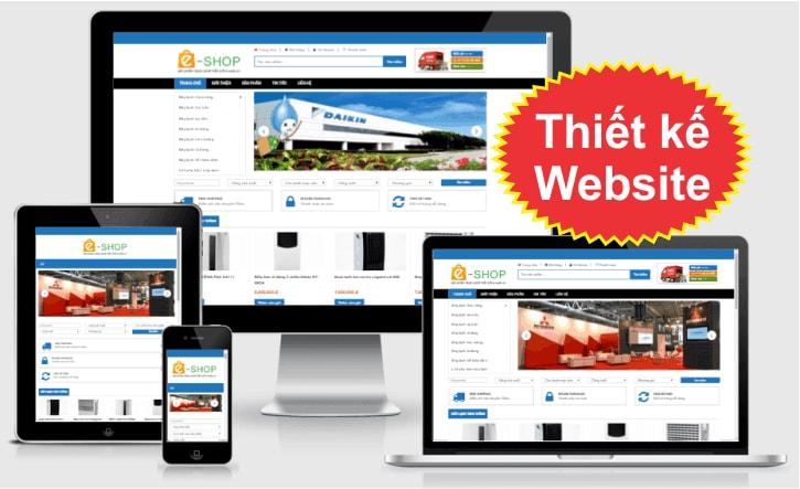 Thiết Kế Website thuê xe tải cao cấp, chuẩn SEO