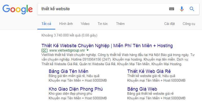 Dịch Vụ Quảng Cáo Google Chuyên Nghiệp Hiệu Quả